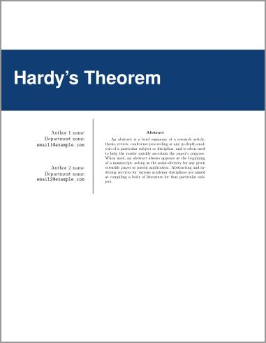 How to develop a thesis for a research paper example